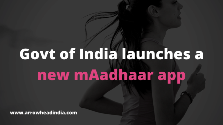 what is mAdhaar app and it uses?