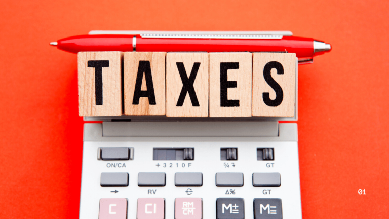 Different Types of Taxes in India