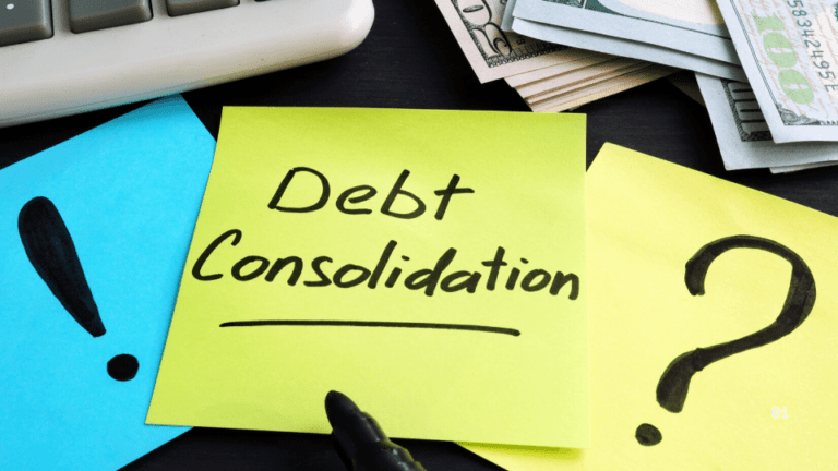 Best Practices for Debt Consolidation
