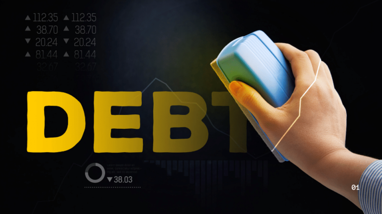 Say no to Debt for a good life