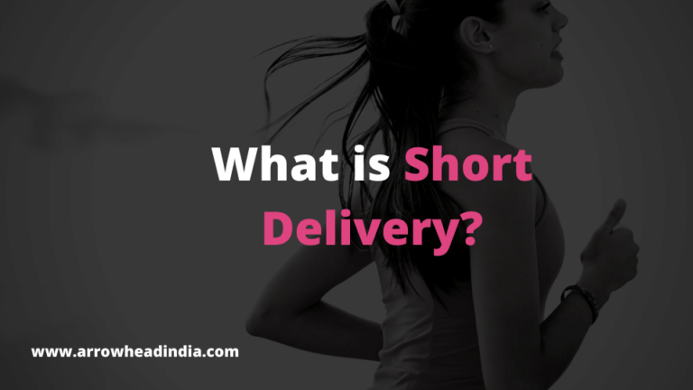 What is short delivery of shares